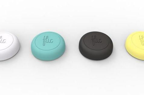 Flic is a 'smart button' that tells your iPhone to STFU