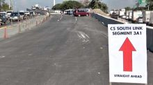 C5 South Link segment to open on July 23 – DPWH