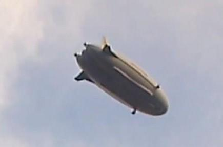 US Army's LEMV spy blimp spotted hovering over New Jersey, may take up cargo duties (video)