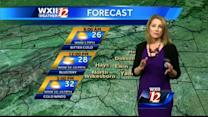 Friday snow? Michelle breaks down chances