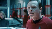 Simon Pegg is sceptical about Tarantino's Star Trek