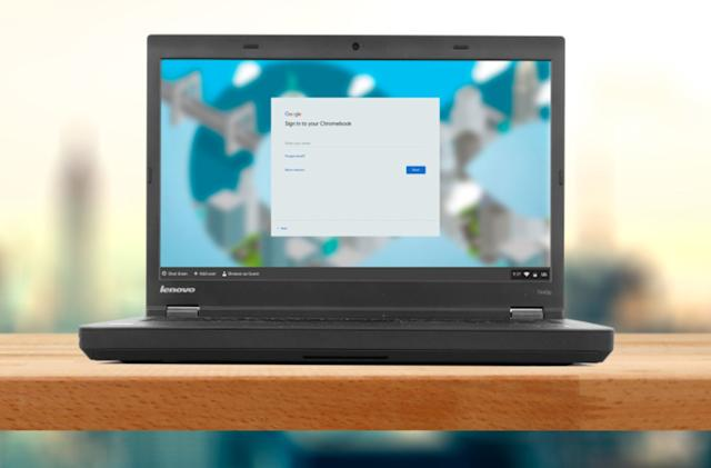 Google will officially support running Chrome OS on old PCs