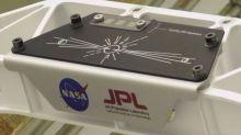 Há uma mensagem codificada no rover Perseverance, que será enviado a Marte