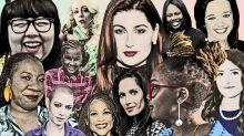 How 12 activists and influencers — from Padma Lakshmi to Tarana Burke — define modern-day feminism