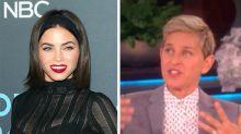 Jenna Dewan Handles Ellen DeGeneres' Divorce Flub Like A Total Pro
