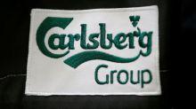 Carlsberg beer sales hit by China's shuttered karaoke bars