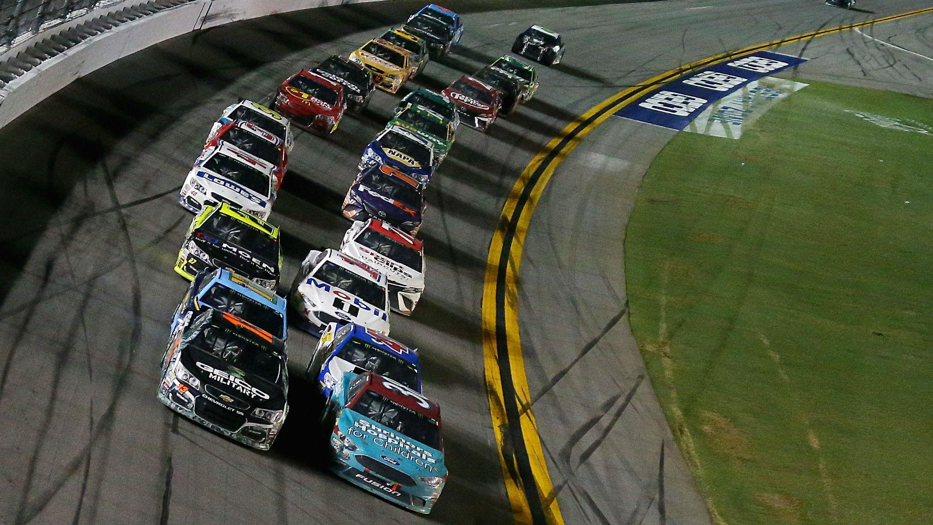 2018 Nascar Cup Series Schedule Start Times Tv Channel