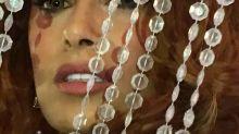¿Qué le pasó a Salma Hayek?; parece otra