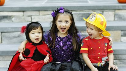These parents don't want kids in violent Halloween costumes
