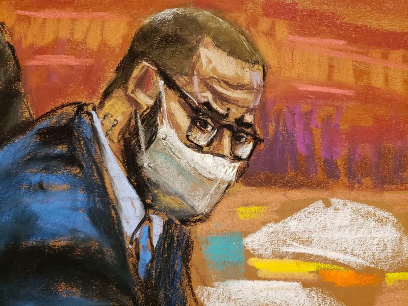 R. Kelly found guilty of racketeering in sex trafficking case - Yahoo! Voices