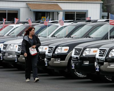 Buying a new car: Things to consider