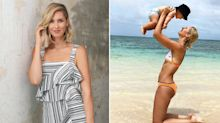 How model's miracle child changed her life