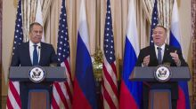 Trump se reúne con canciller ruso Sergey Lavrov