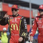 NASCAR Sonoma 2017 qualifying results: Chip Ganassi Racing sweeps front row