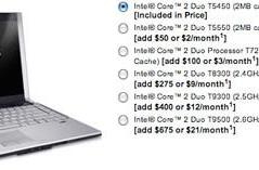 Dell's laptop Penryn updates go global, for a price