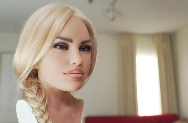 There's a new sex robot in town: Say hello to Solana