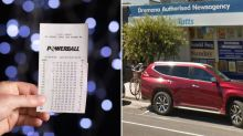 The suburb with mystery $80m Powerball winner