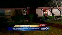 7 safely escape group home fire in south KC