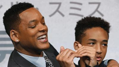 Will, Jaden Smith Bring 'After Earth' to Taiwan