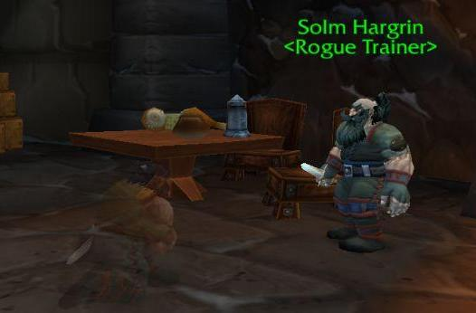 Encrypted Text: Leveling your rogue in Cataclysm
