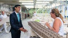 Rishi Sunak: New ways to support jobs 'my priority'