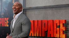 Dwayne Johnson delivers an awesome surprise to the superfan who asked him to the prom