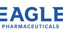 Eagle Pharmaceuticals Submits Response to Complete Response Letter from FDA for Vasopressin