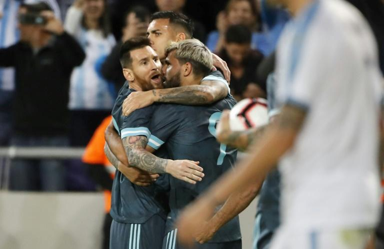 Israel sees Messi visit as victory, even as Argentina and Uruguay draw