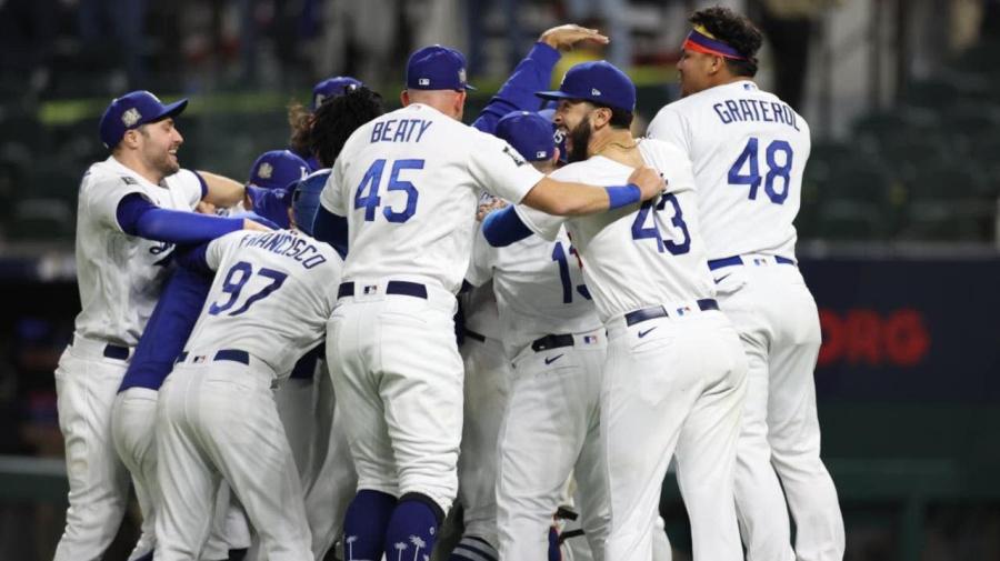 Los Angeles Dodgers, campeón de la MLB: la espera de 32 años, el coronavirus y la bendición de Magic Johnson