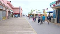 Jersey Shore Residents Not Concerned About Andrea