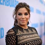 Eva Longoria Shares Snuggly Photo of Newborn Son—and a Message About Immigrant Kids