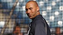 Derek Jeter's rank among all-time Yankees greats