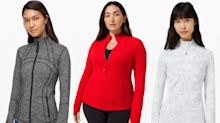 Lululemon's best-selling jacket now comes in new colours for fall