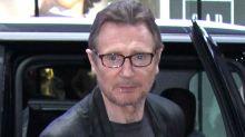 Liam Neeson Attends 'Cold Pursuit' Premiere Amid Racism Controversy