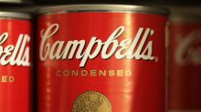 Campbell Soup organic sales fall as dispute with Walmart continues