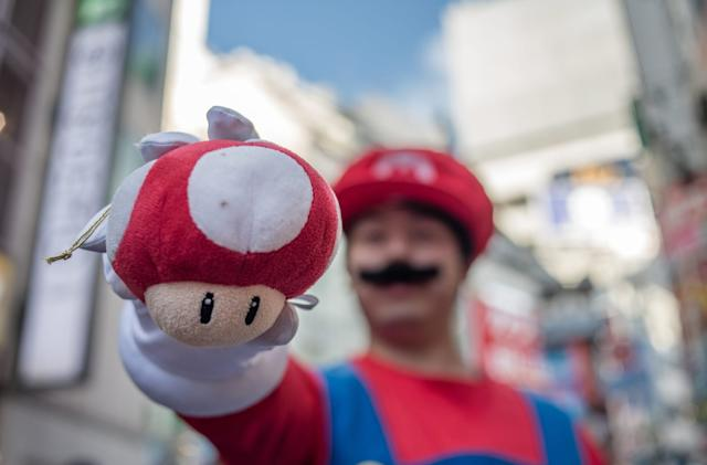 Nintendo is making a 'Dr. Mario World' mobile game with Line