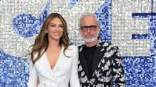 Elizabeth Hurley, 53, stuns in fitted Versace suit at 'Rocketman' premiere