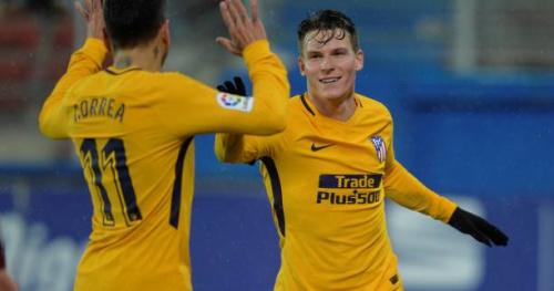 Foot - ESP - 19e j. - L'Atlético de Madrid a fait le boulot à Eibar