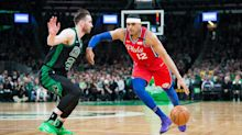 2020 NBA playoffs: Schedule for Sixers-Celtics series is set