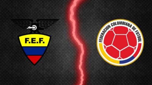 Equador recebe Colômbia em confronto direto das Eliminatórias