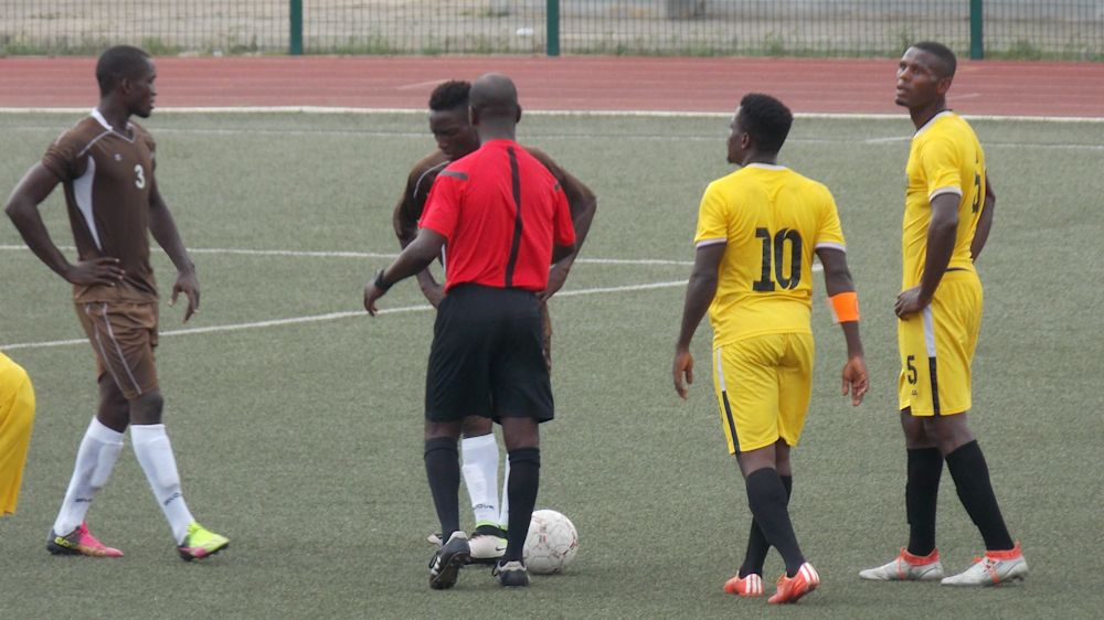 Femmak's Ahmad thumbs up players after MyPeople win
