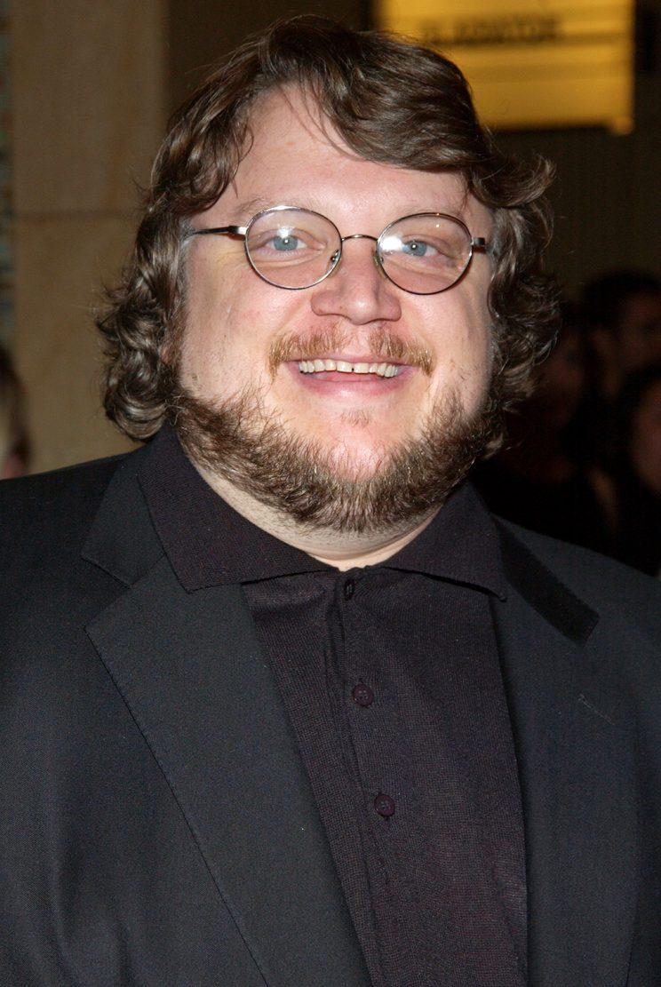 Guilhermo Del Toro pertaining to guillermo del toro still thwarted in quest to film h.p.