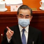 China tells U.S. to stop wasting time in coronavirus battle