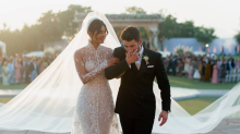 From Priyanka and Nick, to Rose and Kit, here are your favorite celeb couples that got married in 2018