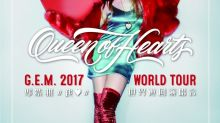 G.E.M bringing her 'Queen of Hearts' concert to Singapore