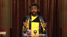 Donald Glover's Lando Calrissian Sings About Space on 'Saturday Night Live' (Watch)