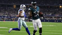 Ryan Mathews finally healthy enough to pass physical, so Eagles cut him