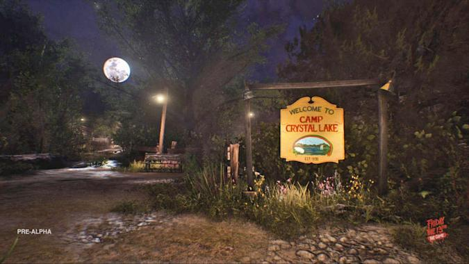 'Friday the 13th' game delayed to 2017