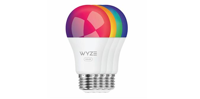 Wyze Bulb Color