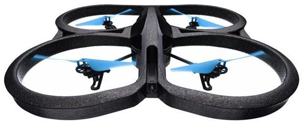 Parrot AR.Drone 2.0 Power Edition stays in the air longer, lands in the US this month